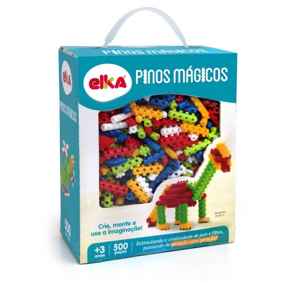 PINOS MAGICOS 500 PÇS 939