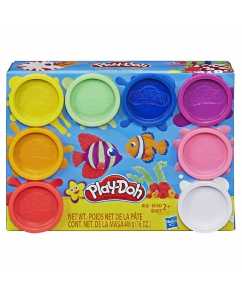 Play Doh 8 Potes 13886