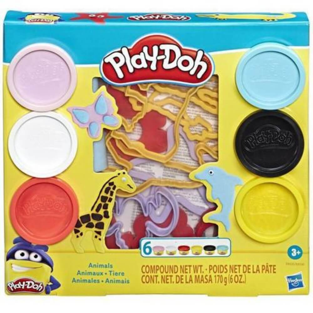 Play Doh Animais 14637
