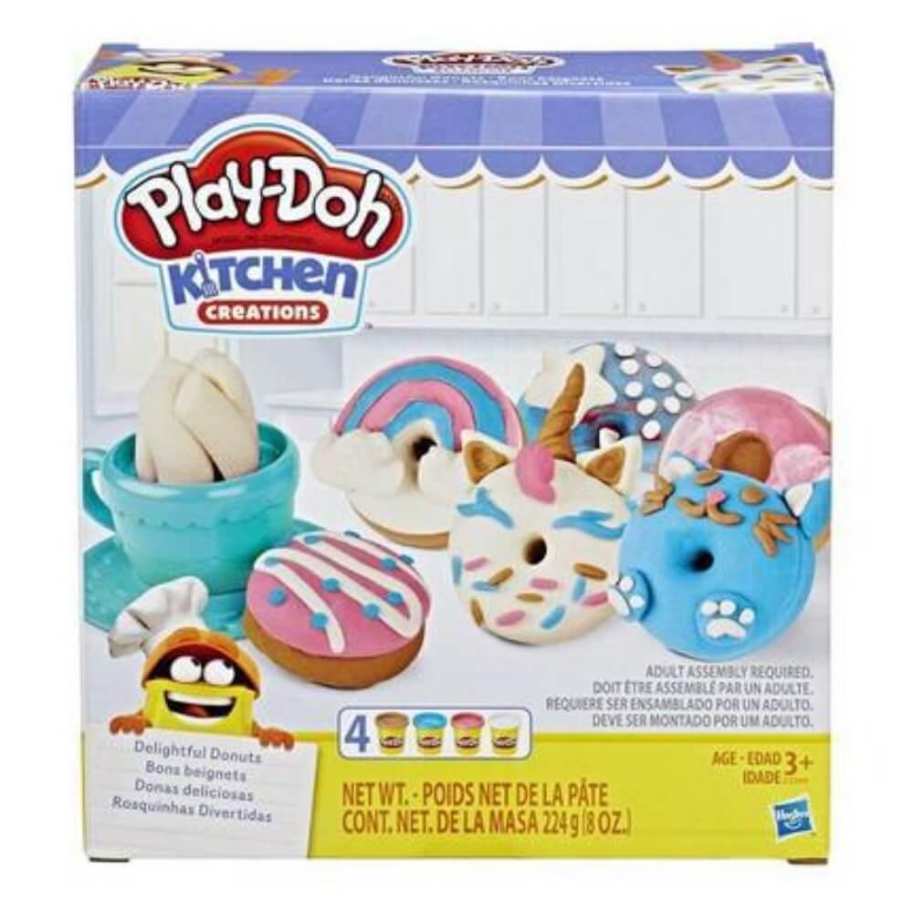 Play Doh Roscas Divertidas 13937