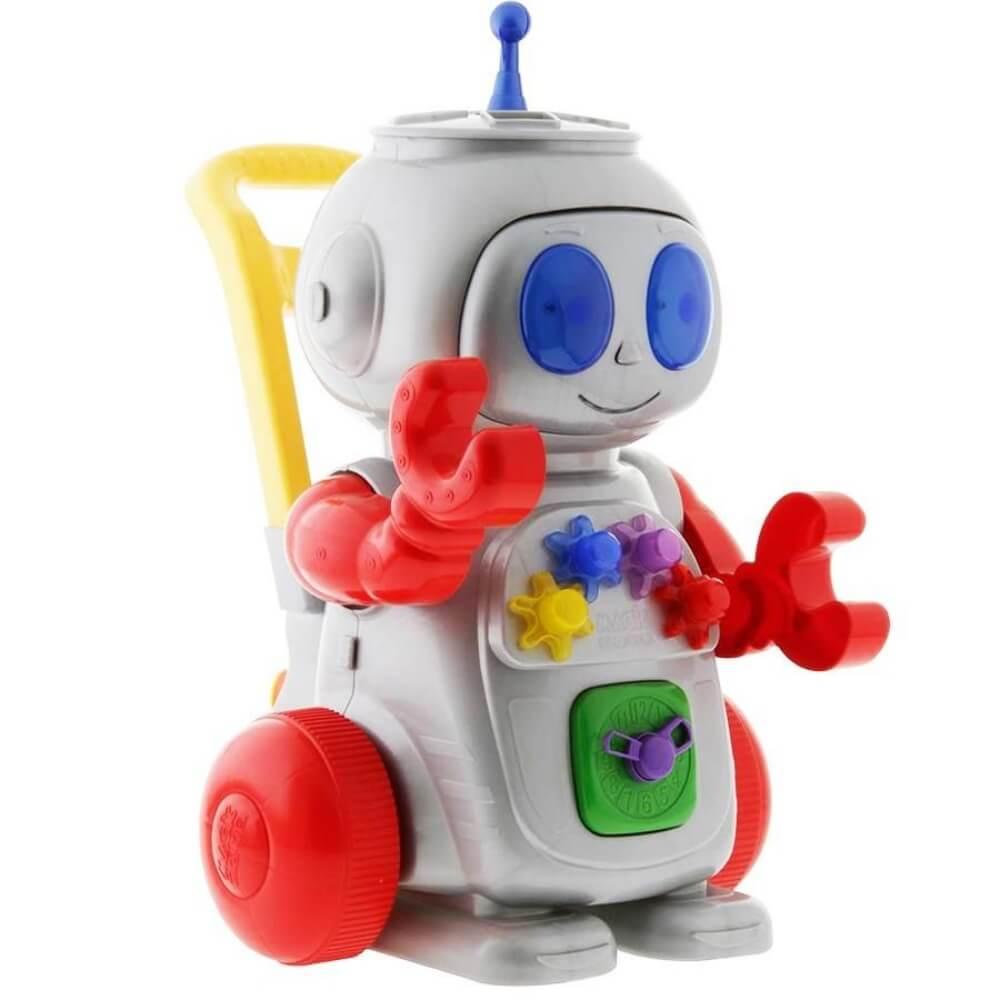 Andador Infantil Robô Vermelho 1016