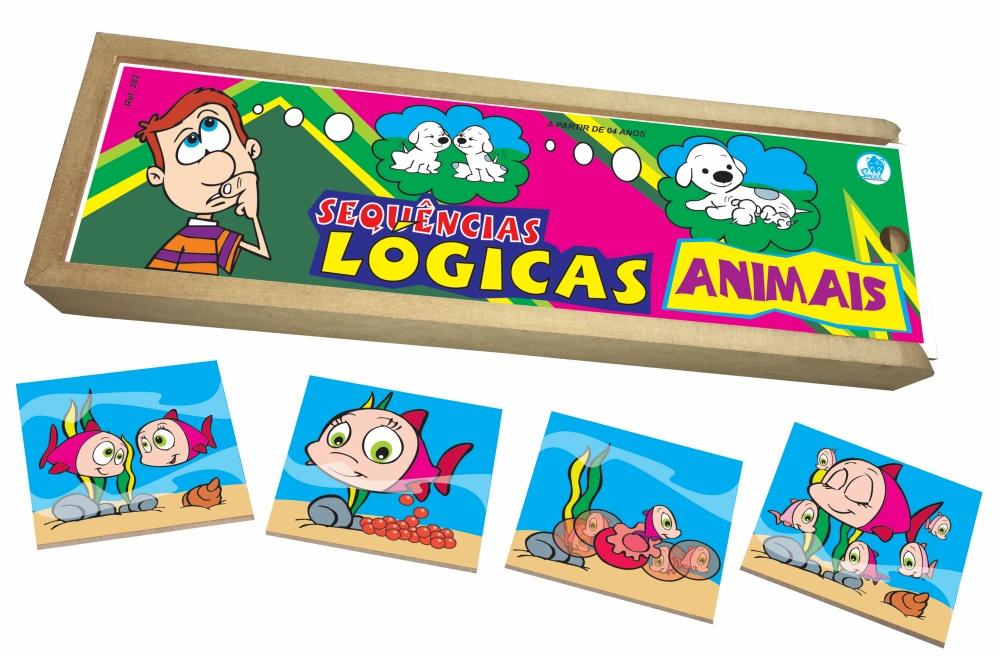 SEQUENCIA LOGICA - ANIMAIS 282
