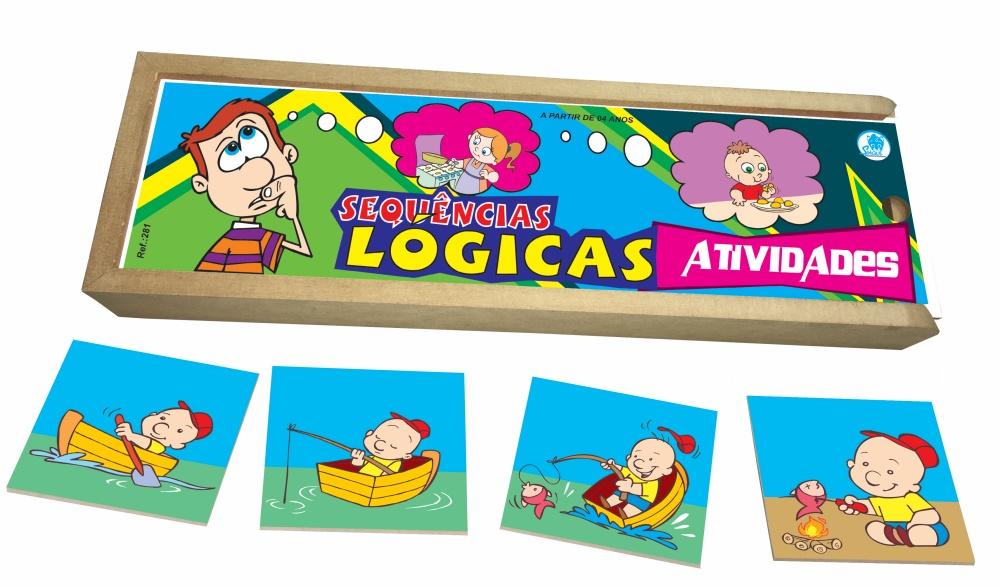 SEQUENCIA LOGICA - ATIVIDADES 281