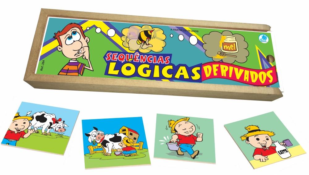 SEQUENCIA LOGICA - DERIVADOS 284