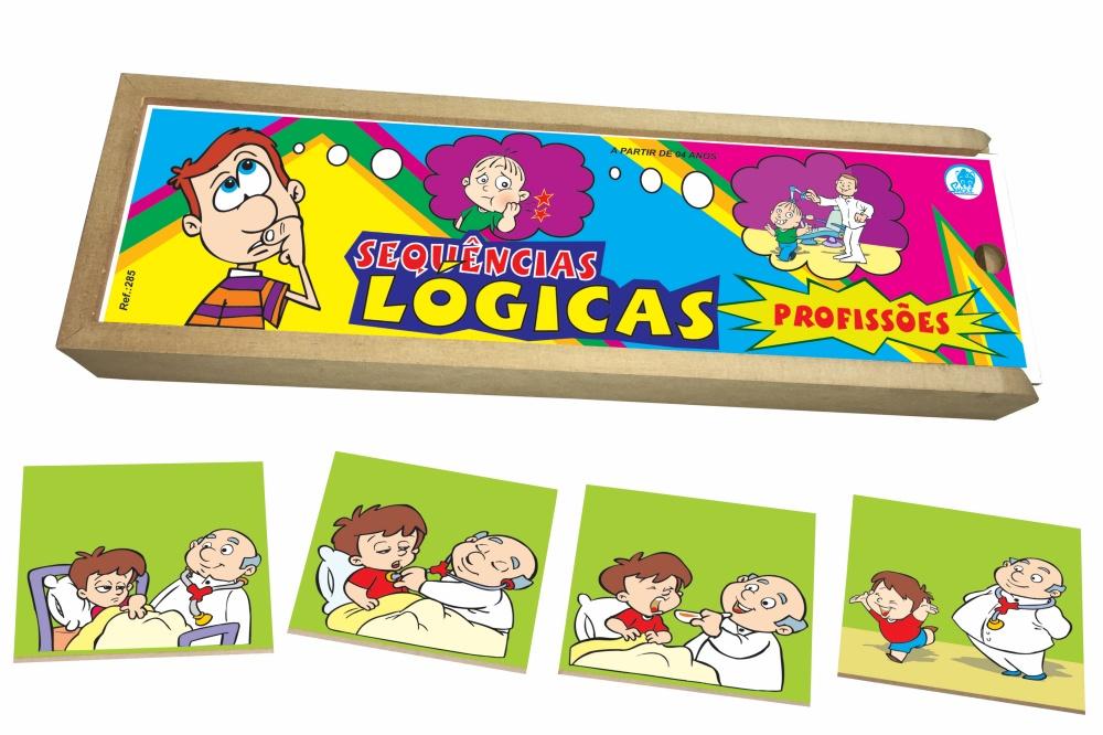 SEQUENCIA LOGICA - PROFISSOES 285