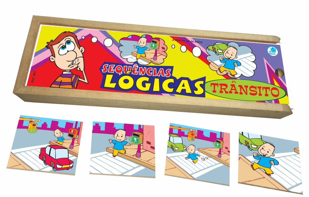 SEQUENCIA LOGICA - TRANSITO 283