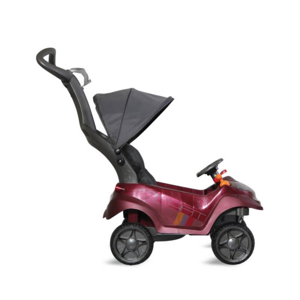 Carrinho de Passeio Smart Baby Comfort Vinho 534