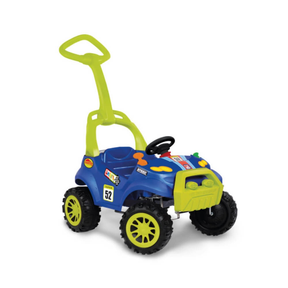 Carro Passeio Smart Azul 463