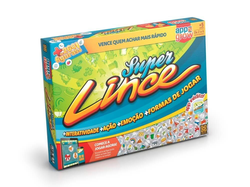 Jogo Super Lince 02343