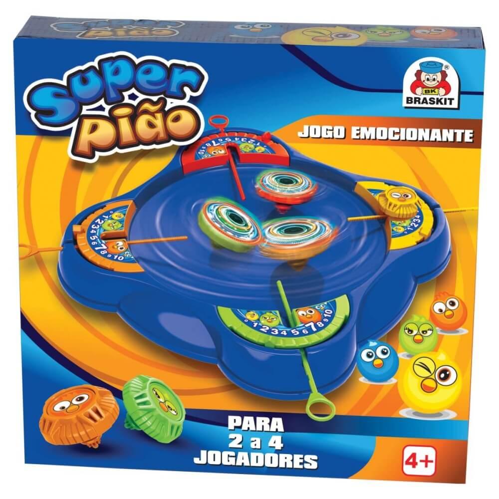 Jogo Super Pião 7308