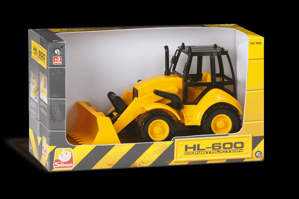 TRATOR HL600 CONSTRUCTION 6800