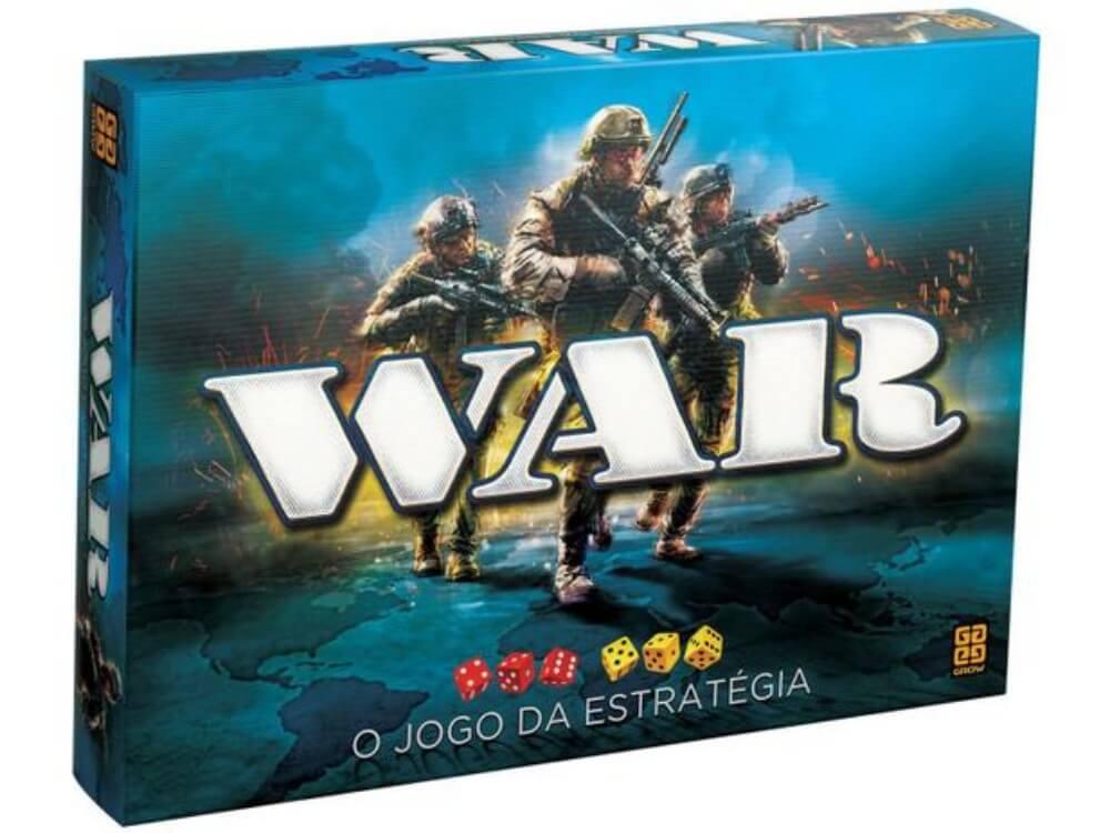 Jogo War 2000