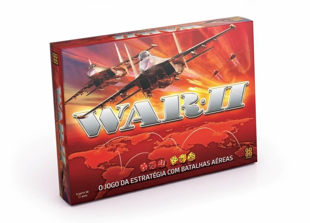 Jogo War 2 1780