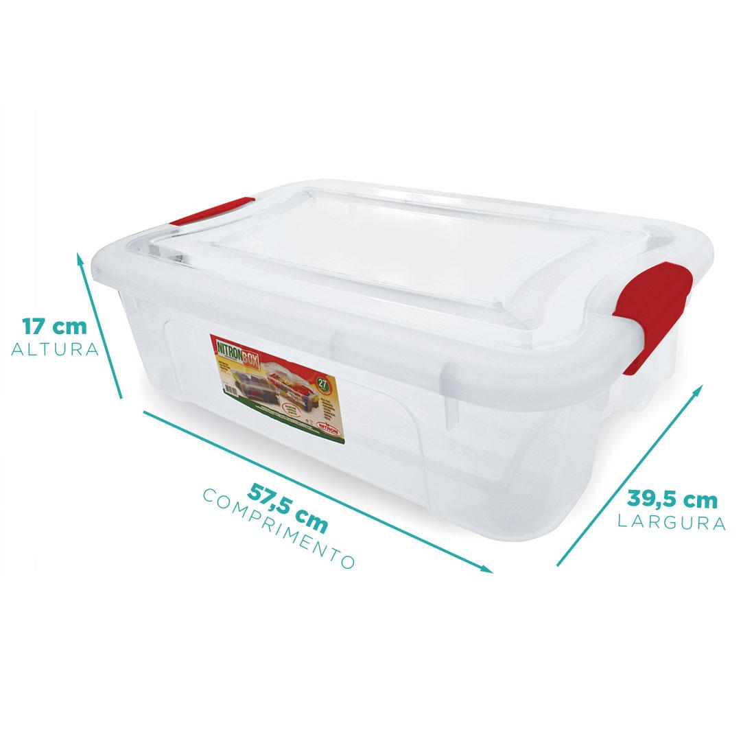 Nitronbox 27 litros