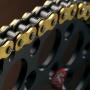 Corrente Renthal 520x118 R1 Works Chain - Dourado