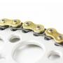 Corrente Renthal 520x120 R3-3 SRS O-Ring (Com Retentor) - Dourado