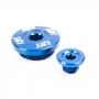 Kit de Tampa De Oleo/Motor BR Parts Kxf 250 04/10 + Rmz 250 04/06