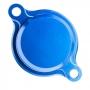 Tampa Do Filtro Oleo BR Parts Yzf 450 10/14 - Azul