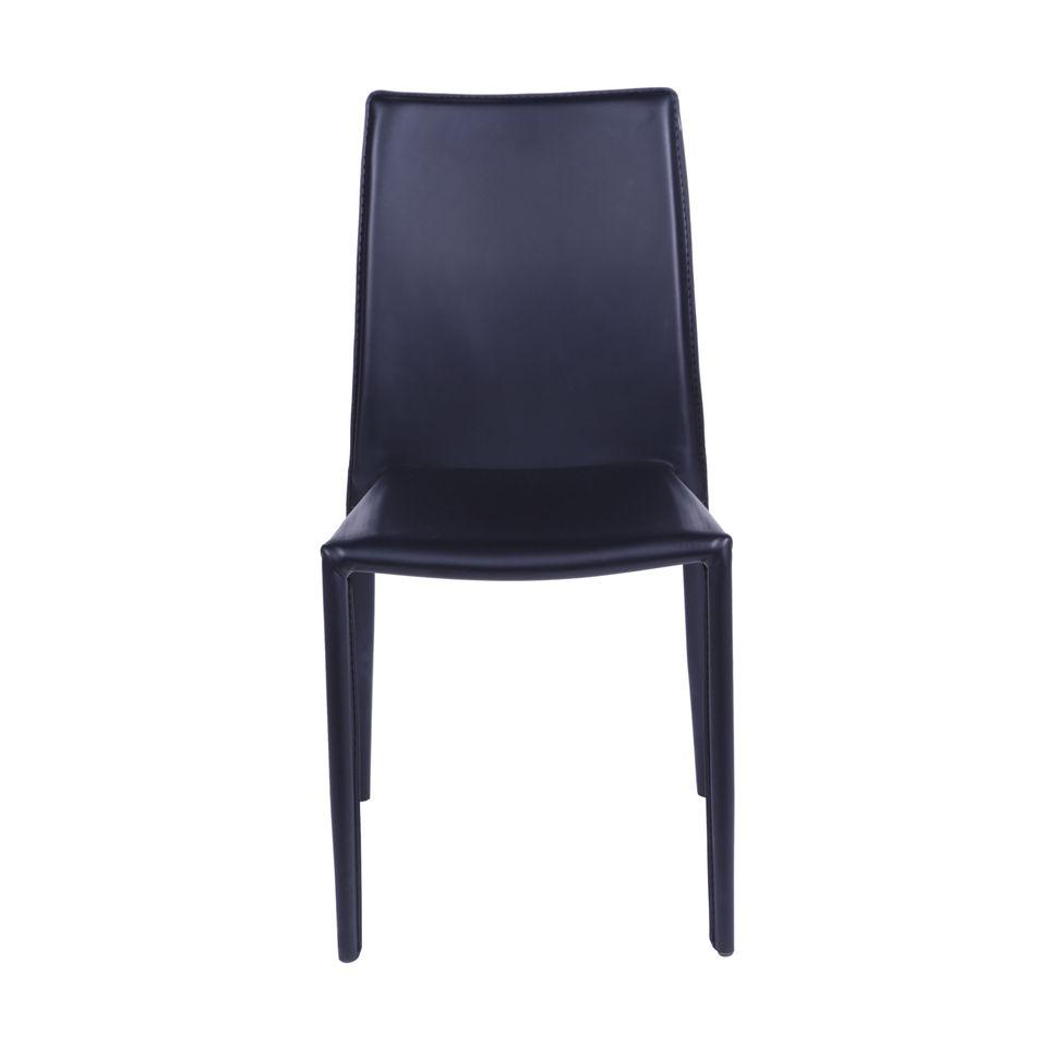 Cadeira courino/Aço