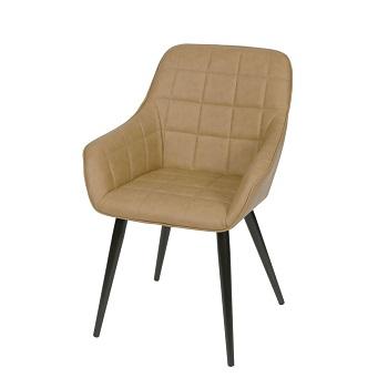 Cadeira Dana com braco - Or design
