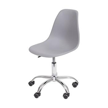 Cadeira de Escritorio Eames rodizio