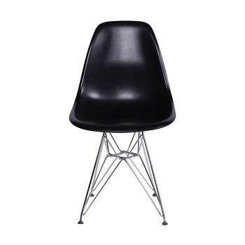 Cadeira Eames Base aço