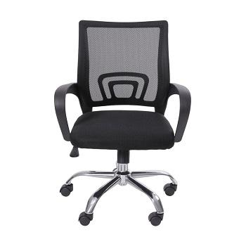 Cadeira Escritorio Tok Preta - Or design