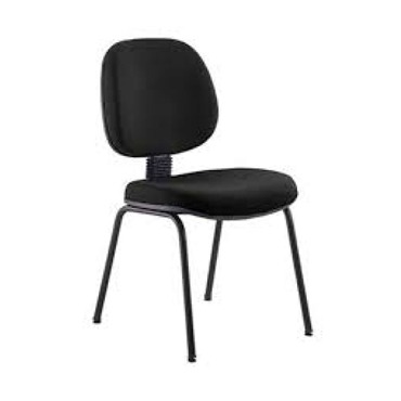 Cadeira Fixa Secretaria