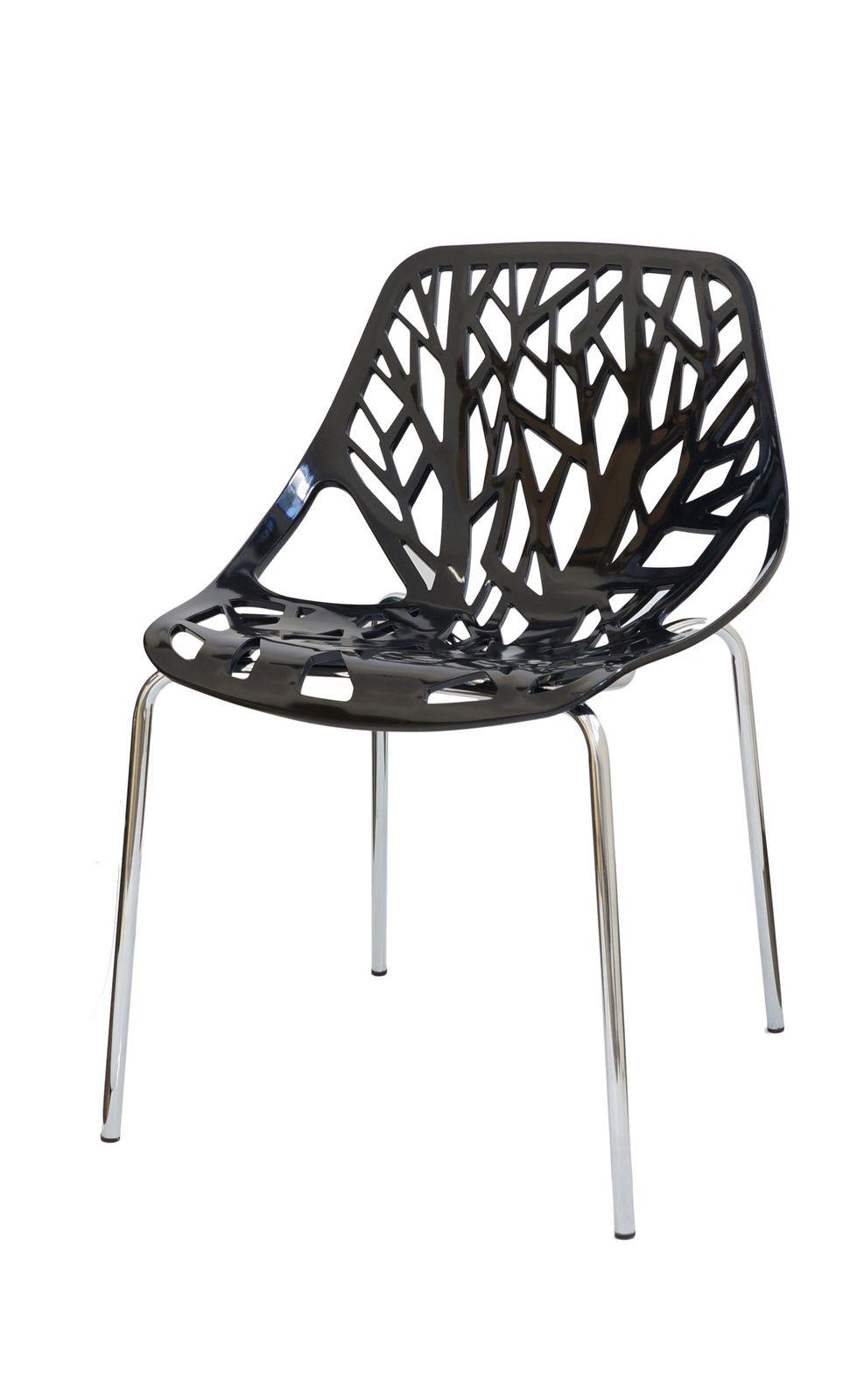 cadeira folha - Or design