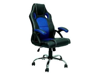 Cadeira Gamer best G500A - Azul