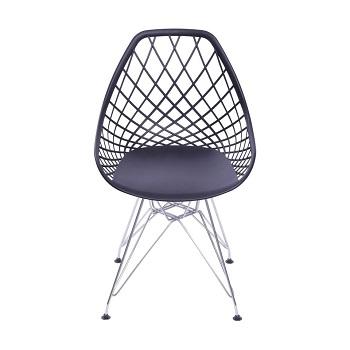Cadeira Kaila Cromada- or design