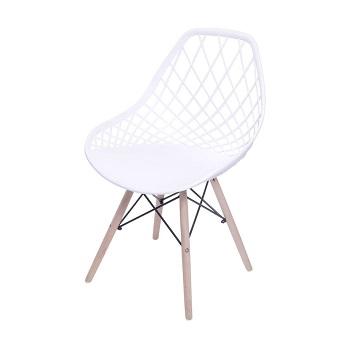 Cadeira kaila base madeira - Or design