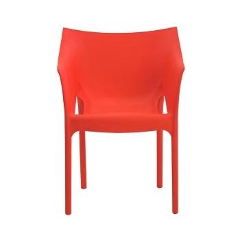 Cadeira Tais Vermelha - Rivatti