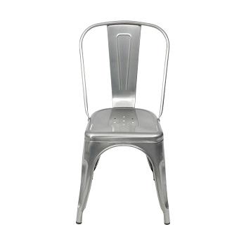 Cadeira Titan  prata- or design