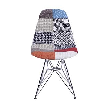 Eames patchwork cromada