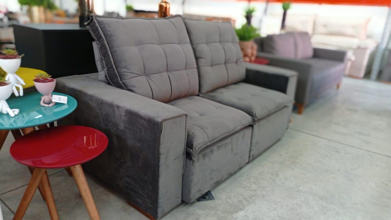 Sofa Retratil 200x140 - Prime