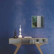 Painel espelhado quadrado ES5 Dalla Costa - Off White Brilho