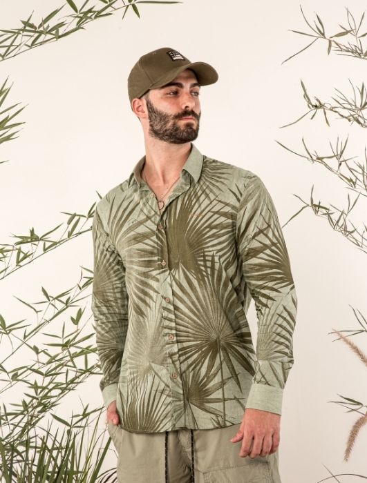 CAMISA ML FP FOREST MELODY
