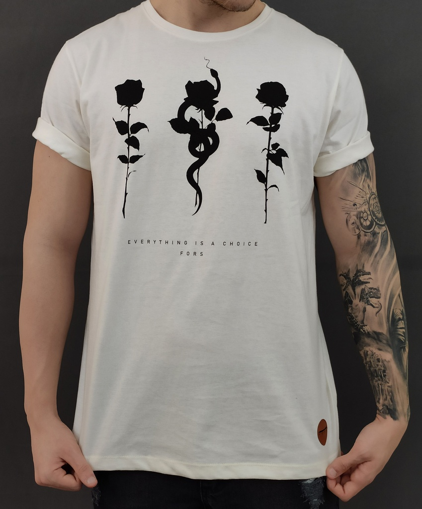 CAMISETA EVERYTHING IS A CHOICE
