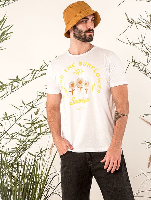 T-SHIRT YOU'RE THE SUNFLOWER