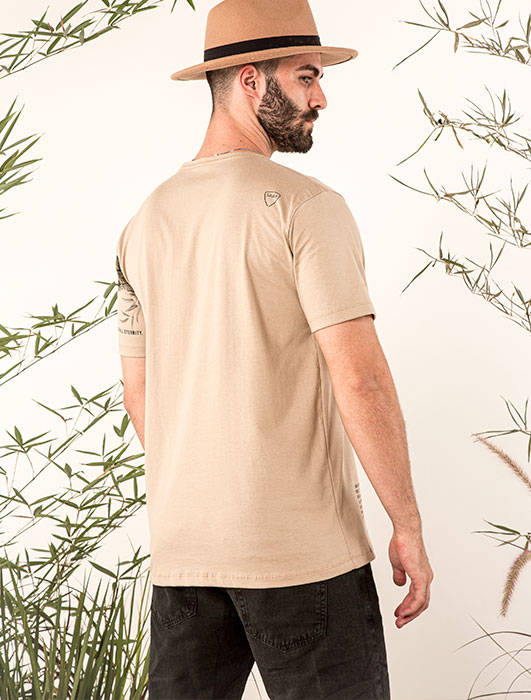 T-SHIRT TAKE THE ROOT