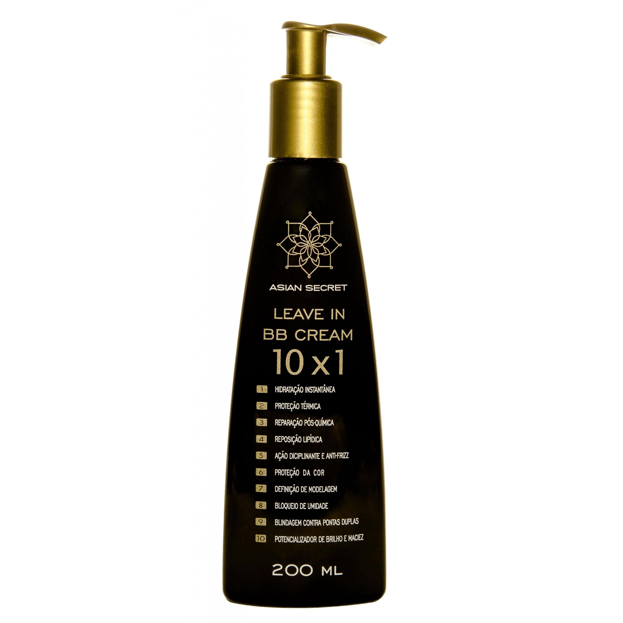 Leave-in 10x1 BB Cream 200ml