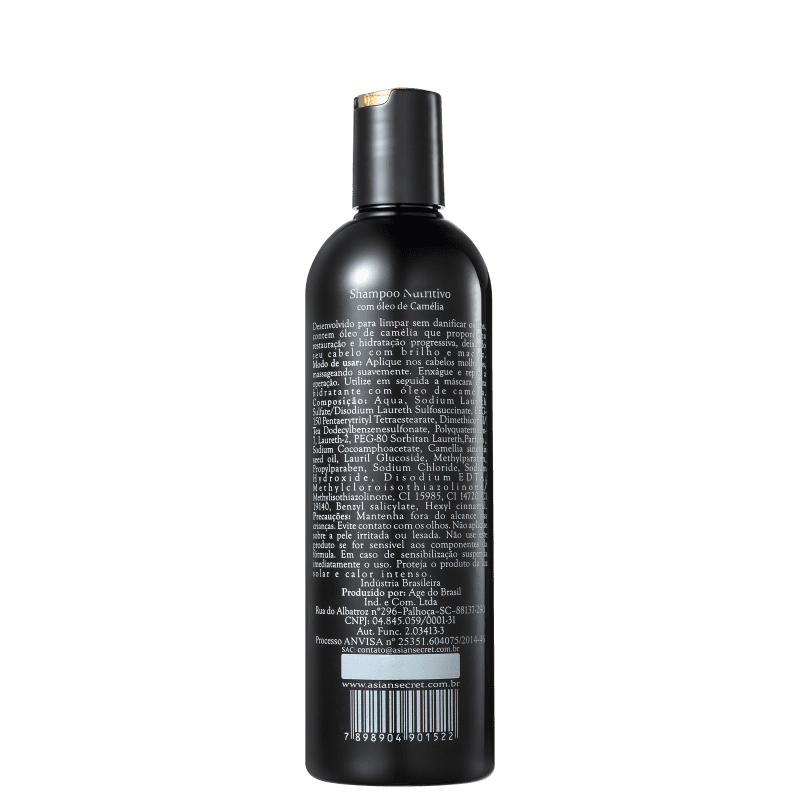 Shampoo Nutritivo 350ml