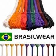 3 Metros de Corda para Capoeira Colorida de Algodão 12 mm