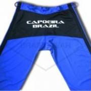 Calça de Capoeira Azul e Preta