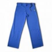 Calça de Capoeira infantil Abada Azul