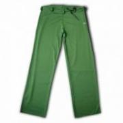 Calça de Capoeira infantil Abada Verde