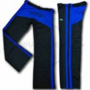 Calça de Capoeira Preta e Azul