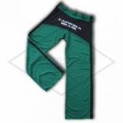 Calça de Capoeira Verde e Preta