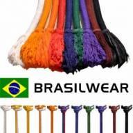 2 Metros de Corda Infantil para Capoeira Colorida de Algodão 8 mm